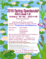 2018 Spring Spectacular AAU-Thumb